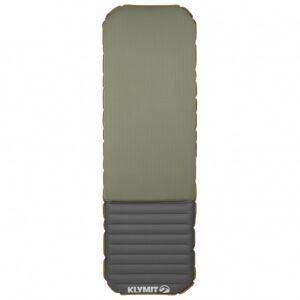 Klymit - Klymaloft - Sleeping mat size Regular - 183 x 58 cm, sand/grey