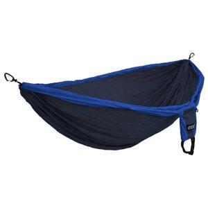 ENO - DoubleDeluxe Hammock - Hammock size 280 x 250 cm, black/blue