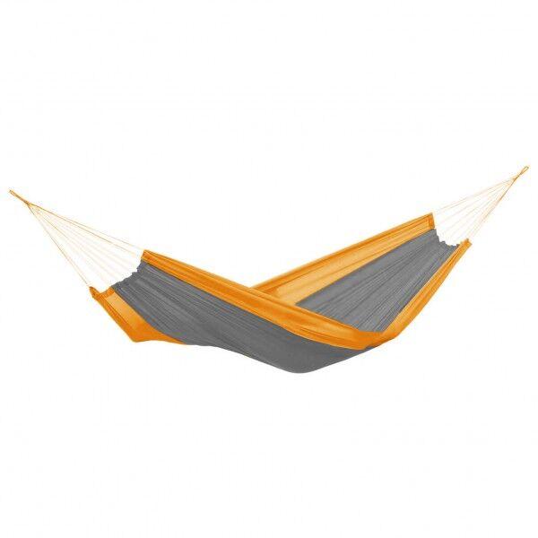 Amazonas - Silk Traveller - Hammock grey/orange/white