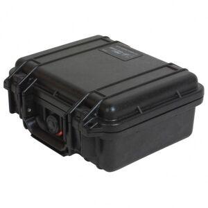 Peli - Box 1200 mit Schaumeinsatz - Protective case black