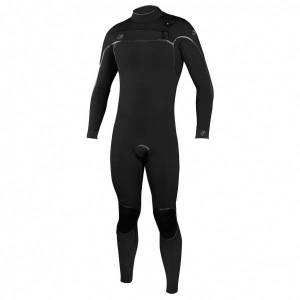 O'Neill - Psycho One 4/3 Chest Zip Full - Wet suit size M - Tall, black
