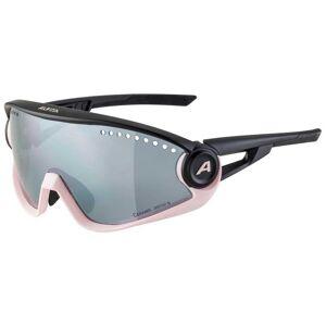 Alpina 5w1ng Cm+ Mirror Black Mirror/CAT3 Fogstop Light / Rose Black  - Black Mirror/CAT3 Fogstop