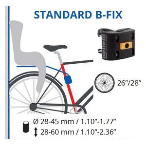 Bellelli Mr Fox Standard B-fix Max 22 kg White / Red  - Max 22 kg