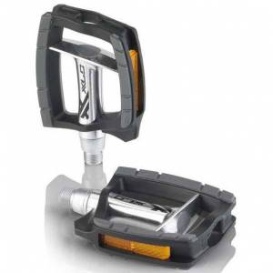 Xlc Comfort Pd-c09 Pedals One Size Silver / Black  - One Size