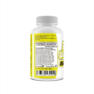 Fullgas Probiotic Evolution Megaflora 9 Evo 60 Units Without Flavour One Size  - One Size