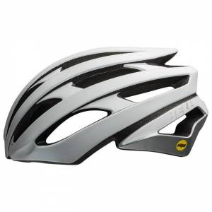BELL Stratus Mips 2021 Road Bike Helmet Road Bike Helmet, Unisex (women / men),  - white/silver - male - Size: Large