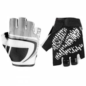ROECKL Isawa silver grey Cycling Gloves, for men, size 6,5, MTB gloves, Bike clo  - male - Size: 6,5