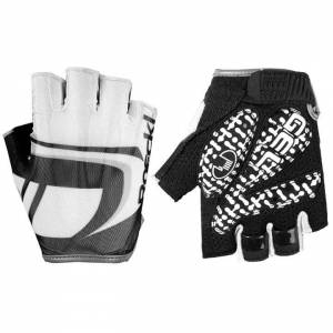 ROECKL Isawa white-black Cycling Gloves, for men, size 7, Cycling gloves, Cyclin  - male - Size: 7