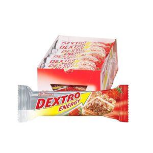DEXTRO ENERGY Bar, strawberry 25 pieces/box Bar, Sports food  - male