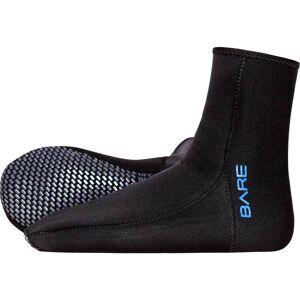 Bare Neo 2 Mm Socks EU 42 Black