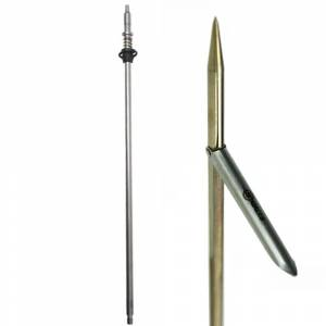 Sigalsub Tahitian Spearshaft Single Barb With Cone 7.5 Cm 190 cm