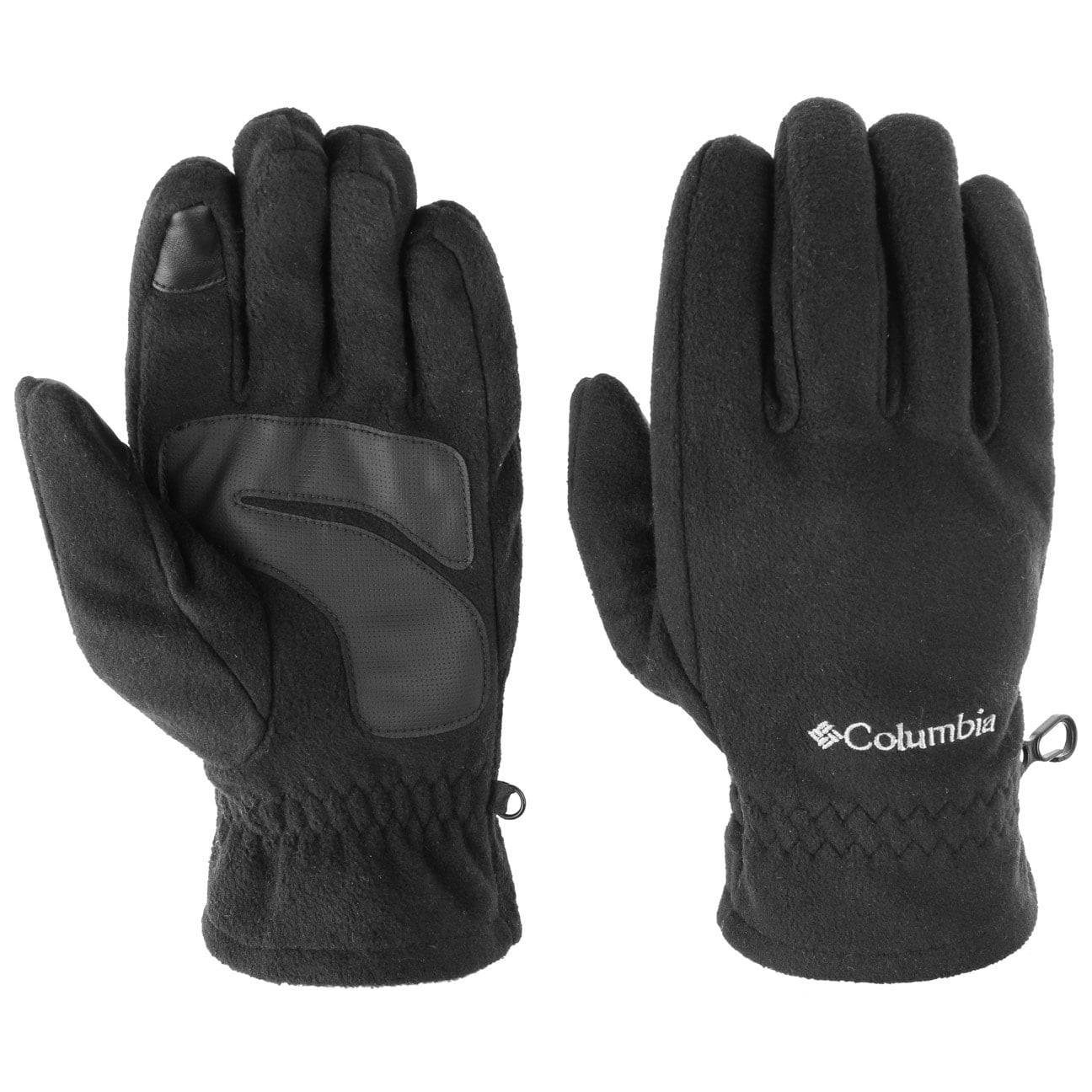 Columbia Thermarator Womens Gloves by Columbia Col.  black, size 8 HS