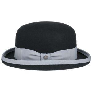 Lierys Wool Felt Bowler Hat Twotone by Lierys Col.  grey, size 61 cm