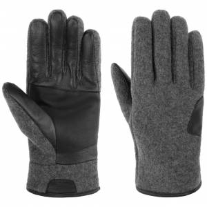 UGG Thompson Mens Gloves by UGG Col.  grey, size L