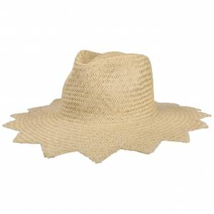 Brixton Blakely Straw Hat by Brixton Col.  nature, size 58 cm