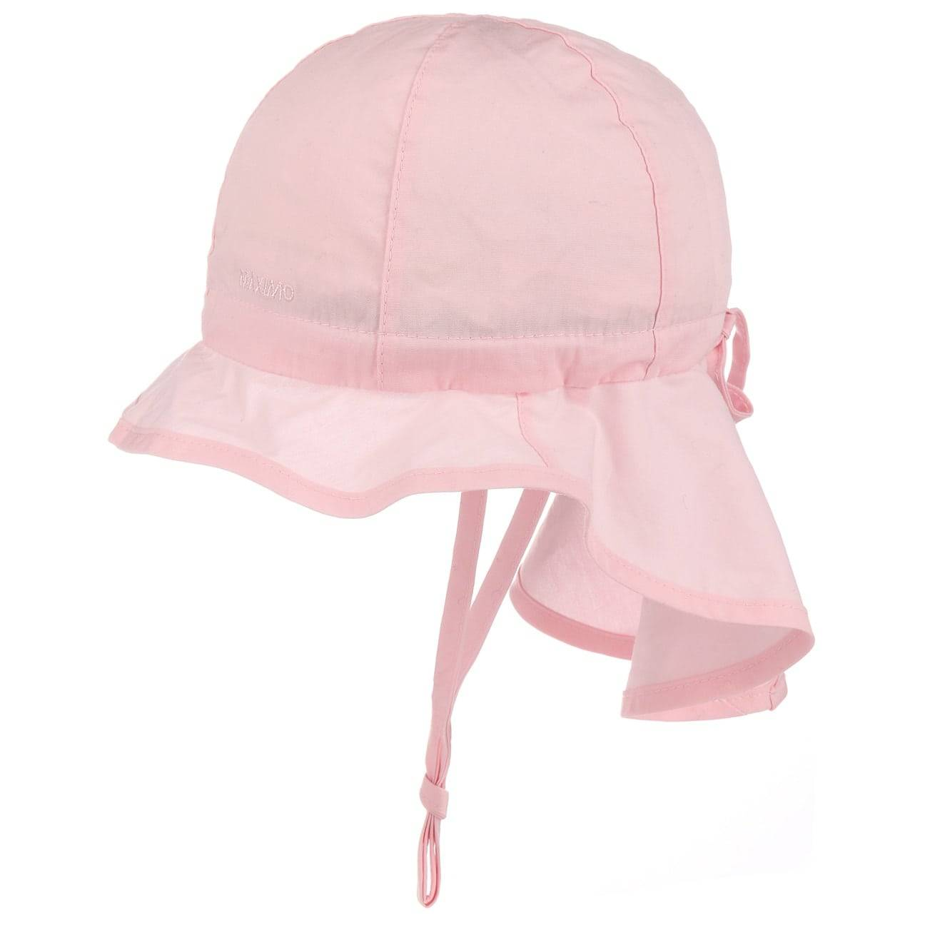maximo Kids Neck Protection Sun Hat by maximo Col.  rose, size 49 cm