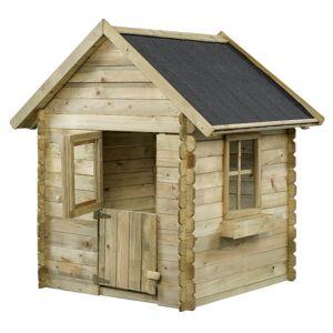 Intergard Wooden playhouse 125x115x155cm
