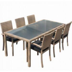 Intergard Loungeset dining set