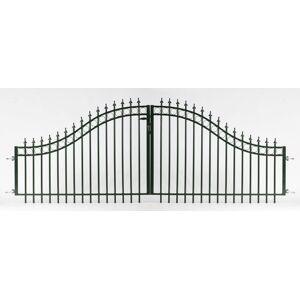 Intergard Gate railing de Luxe 100/150x338cm