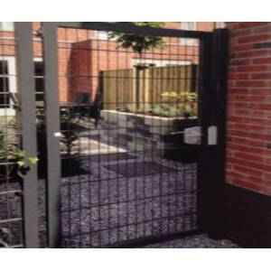 Intergard Wire mesh fence gate