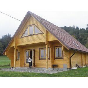 Intergard Lodge cabin Helsingborg  8.8x7.8m (94mm)