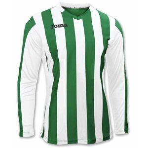 Joma Copa L/s XXXXS-XXXS Green / White