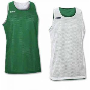 Joma Reversible Aro Sleeveless S Green