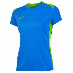 Joma Campus Il 11-12 Years Royal / Green Fluor