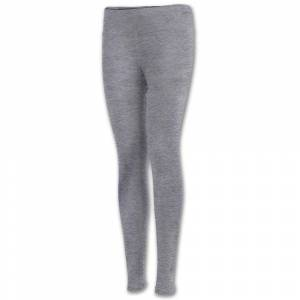 Joma Combi Cotton Pants S Light Grey Melange