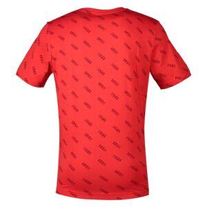 Puma Summer Logo XS High Risk Red AOP male