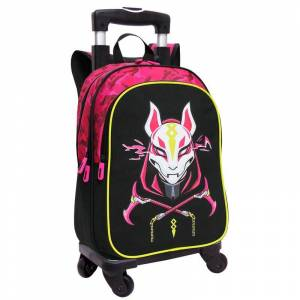 Toybags Fortnite Max Drift One Size Black / Pink unisex