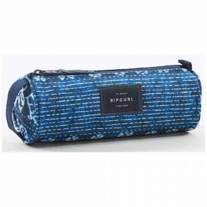 Rip Curl Pencil Case 1cp Variety One Size Navy male