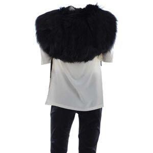 Dolce & Gabbana 721570 Fur Stole L Black female