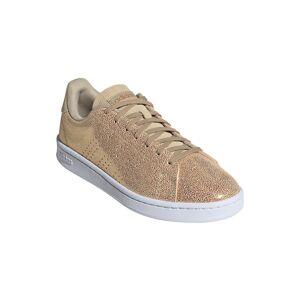 Adidas Advantage EU 36 Savannah / Savannah / Tactile Gold Metalic F17 female