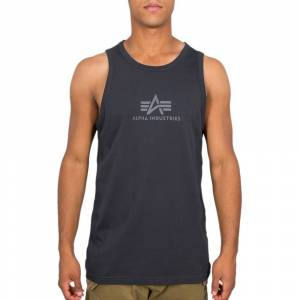 Alpha Industries Basic S Rep.Blue male