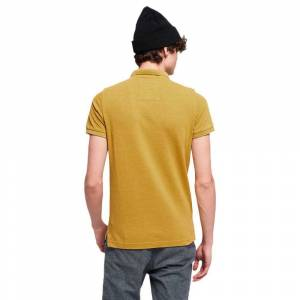 Superdry  - Male - Summer Gold Marl - Size: Small