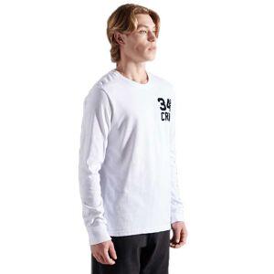 Superdry Mono Urban L Brilliant White male