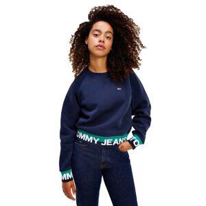 Tommy Jeans Branded Hem XS Twilight Navy female