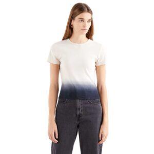 Levi´s ® Graphic Rickie XS White Dip Dye Fa female