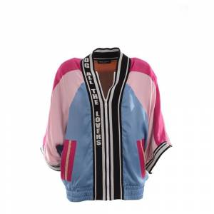 Dolce & Gabbana 729108 Women Sporty Jacket 40 Pink female