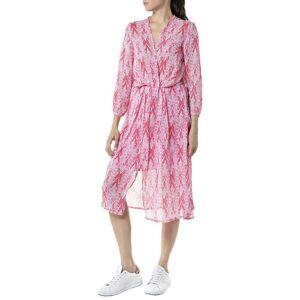 Replay W9680.000.72326.010 Dress XS Ice / Fuxia / Rose female