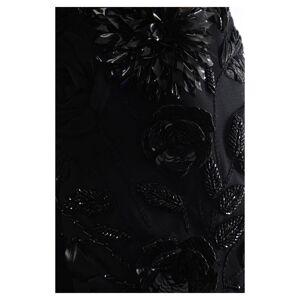 Dolce & Gabbana Americana Jewel 40 Black female