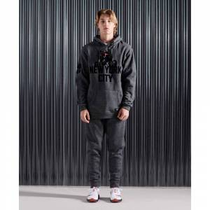 Superdry Mono Urban M Twisted Black Grit male