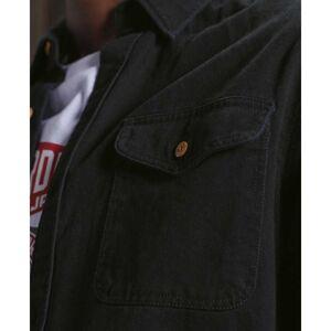 Superdry Classic Commuter XXL Black Twill male