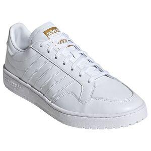 Adidas Originals Team Court EU 46 Footwear White / Footwear White / Core Black male