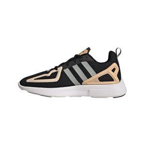 Adidas Originals Zx 2k Flux EU 40 Core Black / Grey Two / Glow Orange female