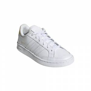 Adidas Grand Court Se EU 39 1/3 Ftwr White / Ftwr White / Orange Tint female