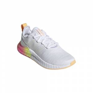Adidas Kaptir Super EU 36 2/3 Ftwr White / Ftwr White / Acid Orange female