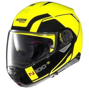 Nolan N100-5 Consistency N-com S Led Yellow