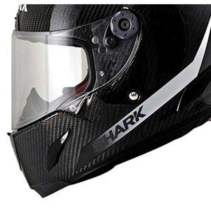 Shark Race R Pro Carbon Skin M Black / White